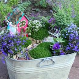 Cute Fairy Garden Design Ideas 41