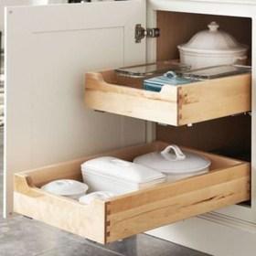 Easy DIY Kitchen Storage Ideas For Your Kitchen 04