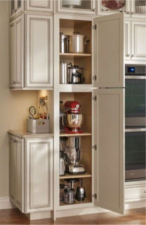 Easy DIY Kitchen Storage Ideas For Your Kitchen 09