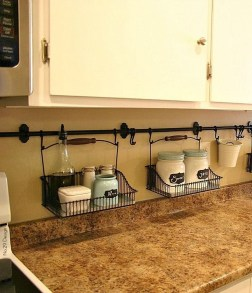 Easy DIY Kitchen Storage Ideas For Your Kitchen 12