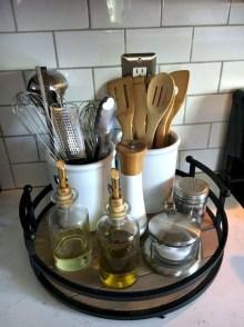 Easy DIY Kitchen Storage Ideas For Your Kitchen 19