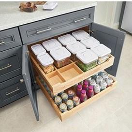 Easy DIY Kitchen Storage Ideas For Your Kitchen 29