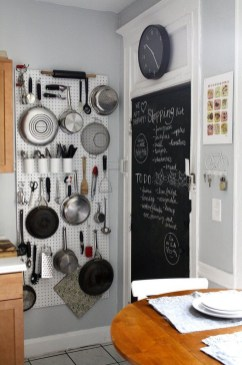 Easy DIY Kitchen Storage Ideas For Your Kitchen 34