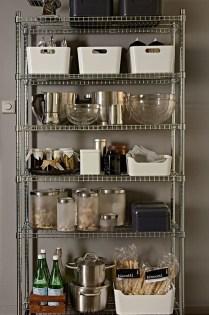 Easy DIY Kitchen Storage Ideas For Your Kitchen 48