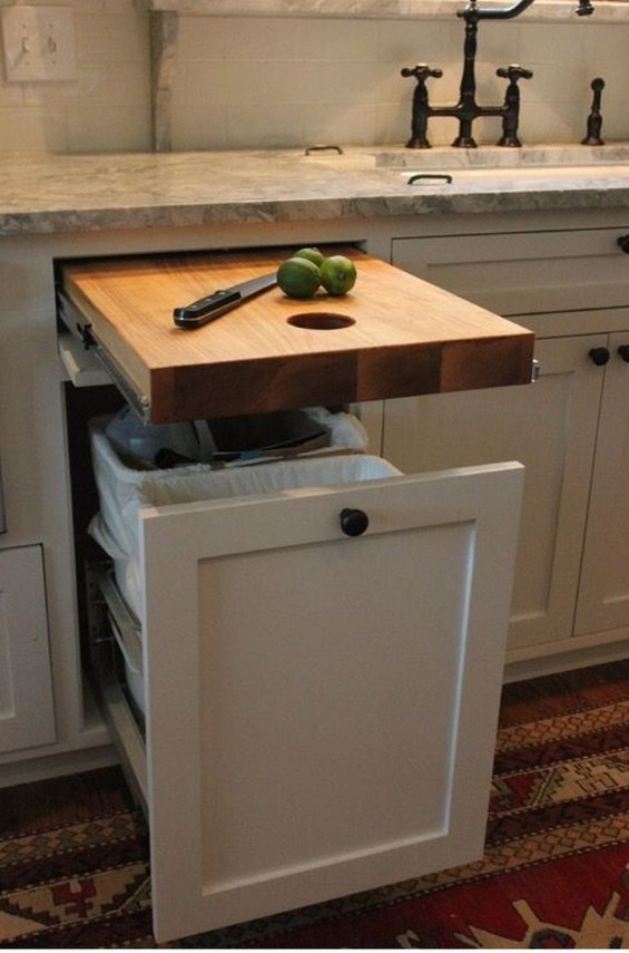 Easy DIY Kitchen Storage Ideas For Your Kitchen 51