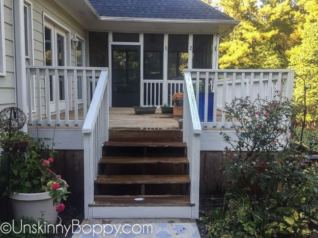 Easy DIY Wooden Deck Design For Your Home 48