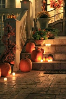 Easy Fall Porch Decoration Ideas To Make Unforgettable Moments 24