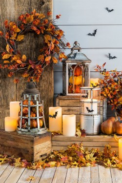 Easy Fall Porch Decoration Ideas To Make Unforgettable Moments 36
