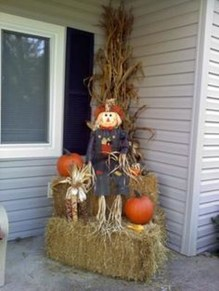 Easy Fall Porch Decoration Ideas To Make Unforgettable Moments 38