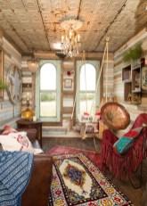 Elegant Bohemian Style Living Room Decoration Ideas 31