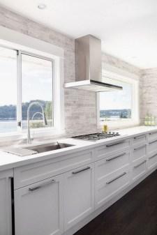 Elegant White Kitchen Cabinets For Your Kitchen 46
