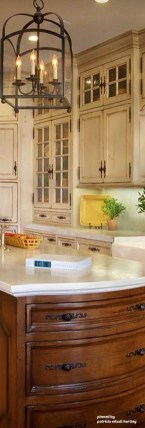 Fancy French Country Kitchen Design Ideas 26