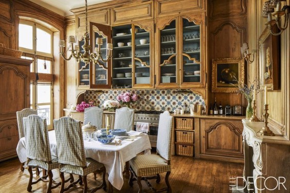 Fancy French Country Kitchen Design Ideas 32