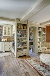 Fancy French Country Kitchen Design Ideas 37