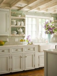 Fancy French Country Kitchen Design Ideas 39