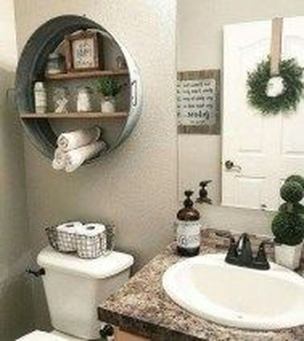 Fresh And Modern Bathroom Decoration Ideas 14
