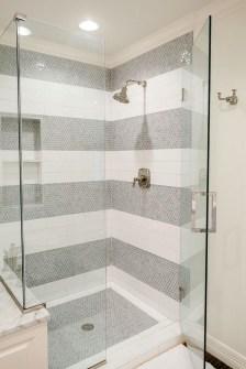 Luxurious Tile Shower Design Ideas For Your Bathroom 21