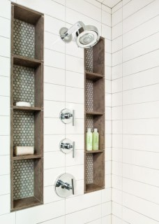 Luxurious Tile Shower Design Ideas For Your Bathroom 38