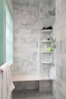 Luxurious Tile Shower Design Ideas For Your Bathroom 40
