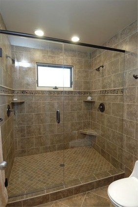Luxurious Tile Shower Design Ideas For Your Bathroom 45
