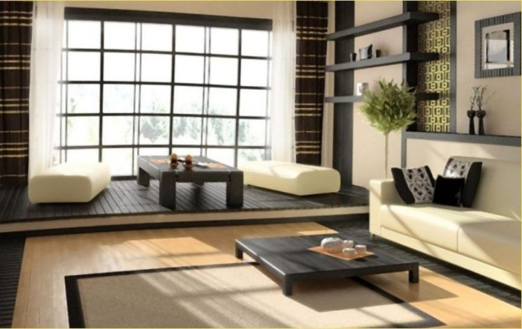 Marvelous Japanese Living Room Design Ideas For Your Home 04
