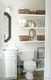 Minimalist Small Bathroom Remodeling On A Budget 11