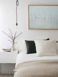 Modern And Simple Bedroom Design Ideas 39