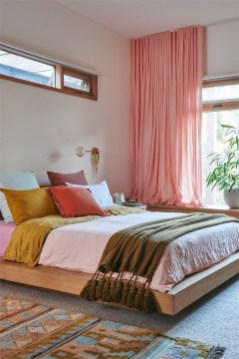 Modern Colorful Bedroom Design Ideas For Your Daughter 18