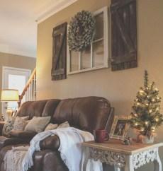 Modern Farmhouse Living Room Design Ideas 11