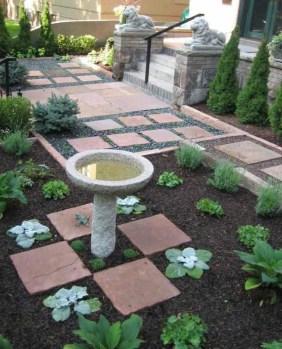 Relaxing Modern Rock Garden Ideas To Make Your Backyard Beautiful 19