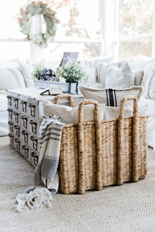 Stunning Fall Living Room Decoration Ideas 42