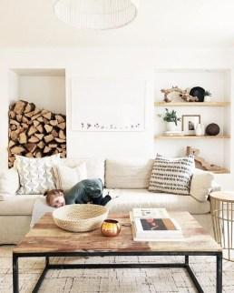 Stylish Bookshelves Design Ideas For Your Living Room 01