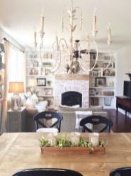 Stylish Bookshelves Design Ideas For Your Living Room 22