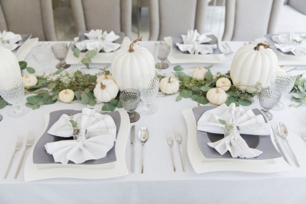 The Best Ideas For Thankgiving Table Decorations 06