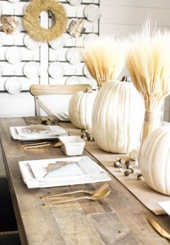 The Best Ideas For Thankgiving Table Decorations 19