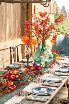 The Best Ideas For Thankgiving Table Decorations 20