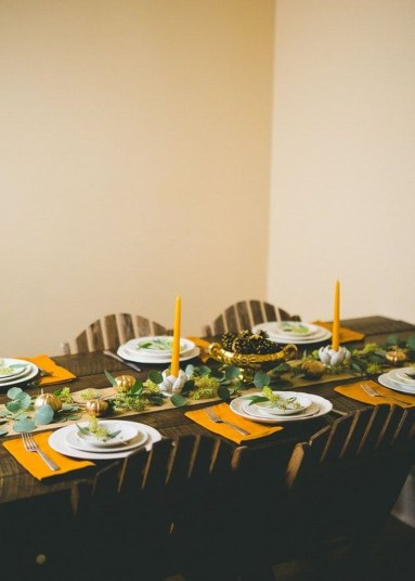 The Best Ideas For Thankgiving Table Decorations 46