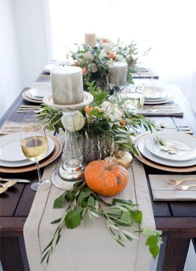 The Best Ideas For Thankgiving Table Decorations 48
