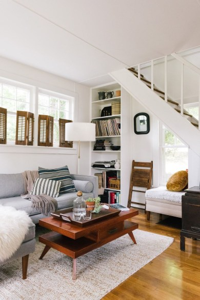 Top Design Ideas For A Small Living Room 37