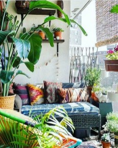 Awesome Bohemian Style Ideas For Outdoor Design 21