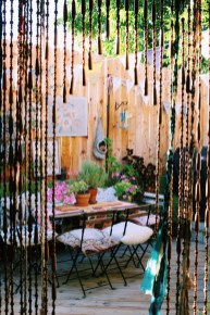 Awesome Bohemian Style Ideas For Outdoor Design 27