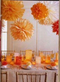 Beautiful Thanksgiving Table Decoration Ideas 20