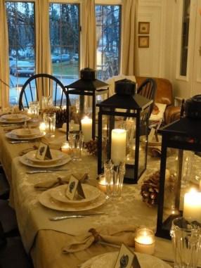 Beautiful Thanksgiving Table Decoration Ideas 34