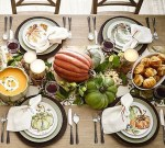 Beautiful Thanksgiving Table Decoration Ideas 47