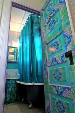 Brilliant Bohemian Style Ideas For Bathroom 17