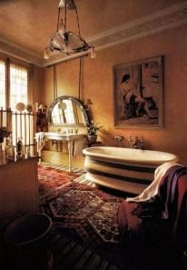 Brilliant Bohemian Style Ideas For Bathroom 21
