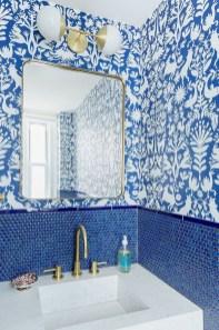 Brilliant Bohemian Style Ideas For Bathroom 22