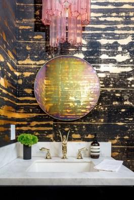 Brilliant Bohemian Style Ideas For Bathroom 51