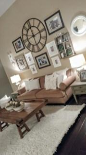 Brilliant Living Room Wall Gallery Design Ideas 02
