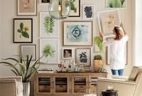 Brilliant Living Room Wall Gallery Design Ideas 38